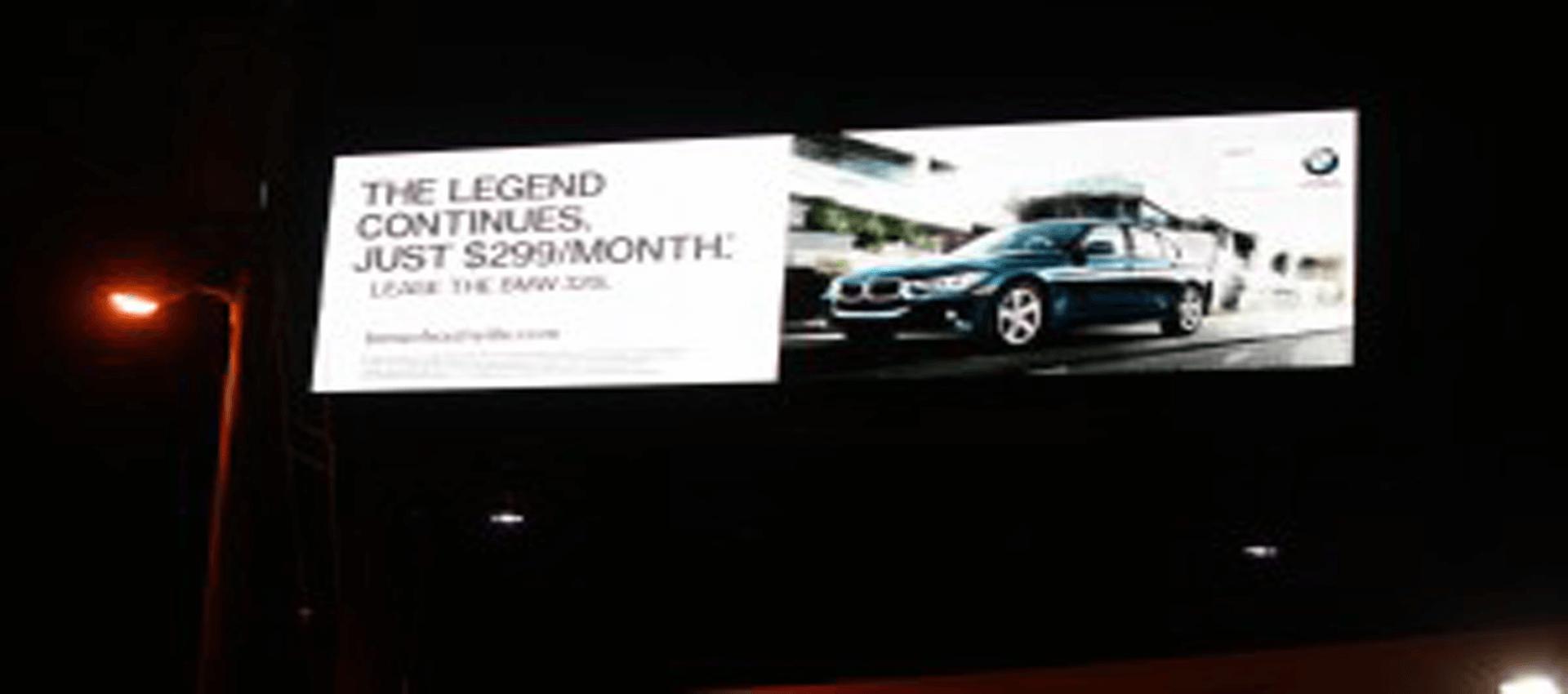 Interstate Digital Billboards Nomadic Genius Mobile